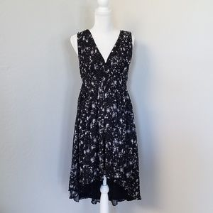 H&M Galaxy Print Dress
